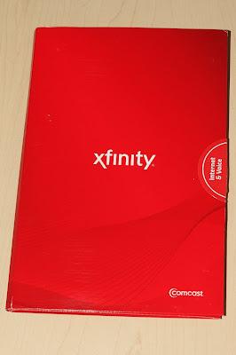 Comcast Xfinity Internet And Arris Tm722g Voice Modem