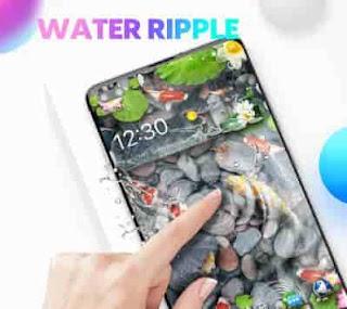 Water Ripple Effect