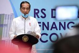 Presiden Jokowi Gratiskan Listrik 3bulan