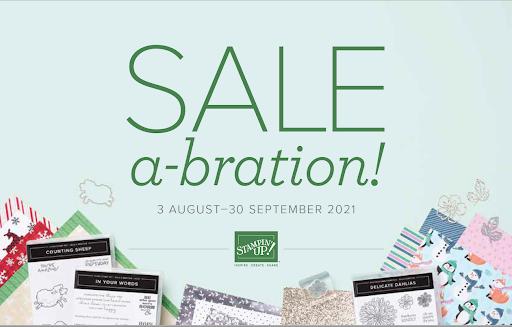 Sale-A-Bration #2 Catalogue ( August-December)