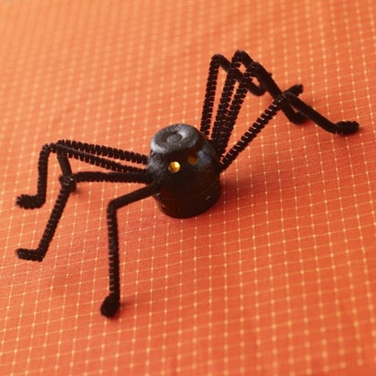 Light-Up Spider