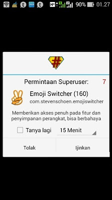 Cara menggunakan emoji iPhone di Semua Ponsel Android