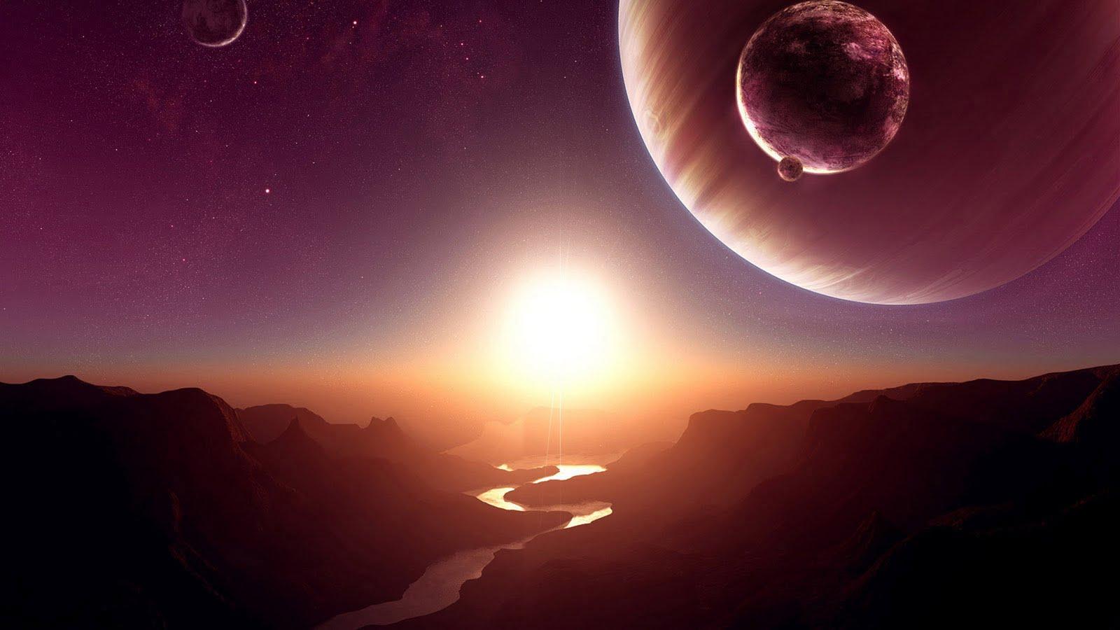 Wallpapers De Planetas En HD