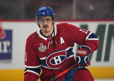 Video: Brendan Gallagher's Montreal Home Robbed During Game 5