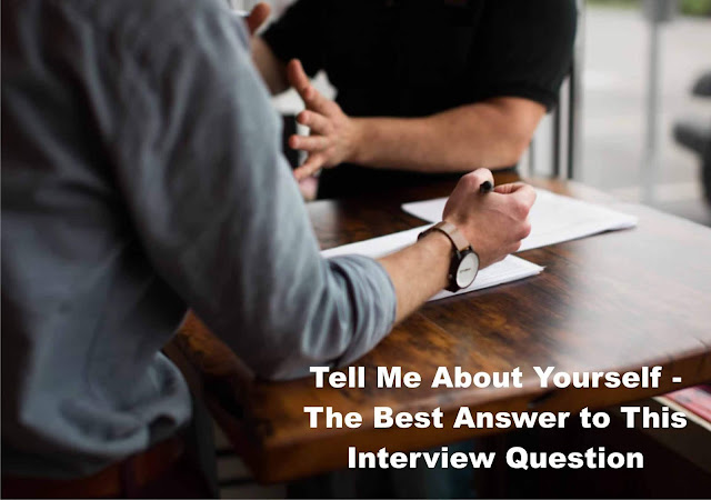Tell Me About Yourself - Best Answer to This Interview Question