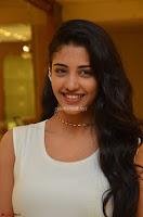 Daksha Nagarkar Cute Beauty in Sleeveless White Dress at Khwaaish Exhibition Launch 2017 ~  Exclusive 035.JPG