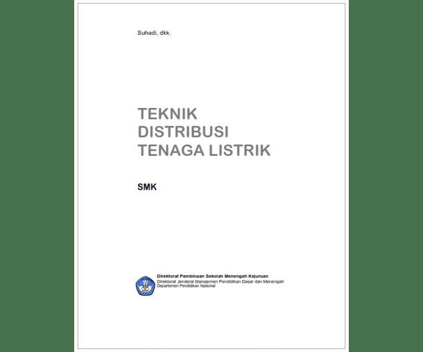 Buku SMK Teknik Distribusi Tenaga Listrik