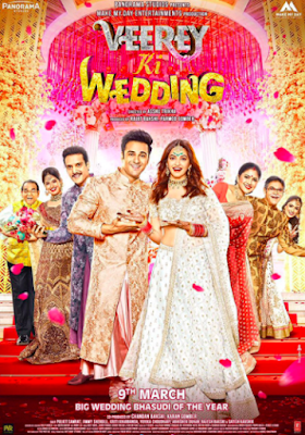 Veerey Ki Wedding 2018 Hindi 720p WEB HDRip 900Mb x264