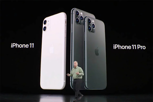 iPhone 11, iPhone 11 Pro and iPhone 11 Pro Max Launched