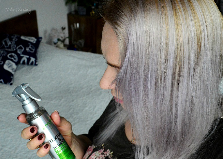 Styling Effect Spray do włosów Tekstura i Nawilżenie Joanna - recenzja