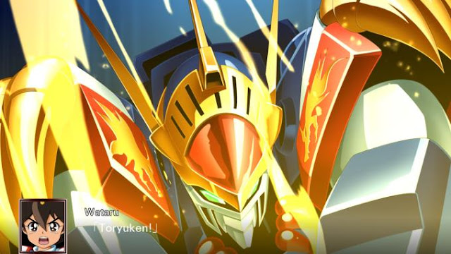 Super Robot Wars X is a tactical role-playing story game in which you are waiting for dialogs with different characters, battles, magic spells and epic boss battles, and much, much more.