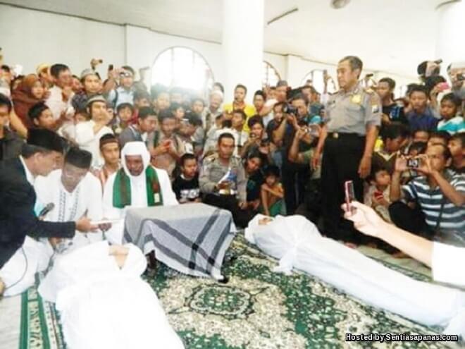 'Sumpah Pocong' Adat Membuktikan Suatu Tuduhan Di Indonesia
