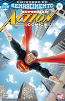 DC Renascimento: Action Comics #957