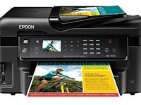 Download Epson WF-3520DWF Driver Printer