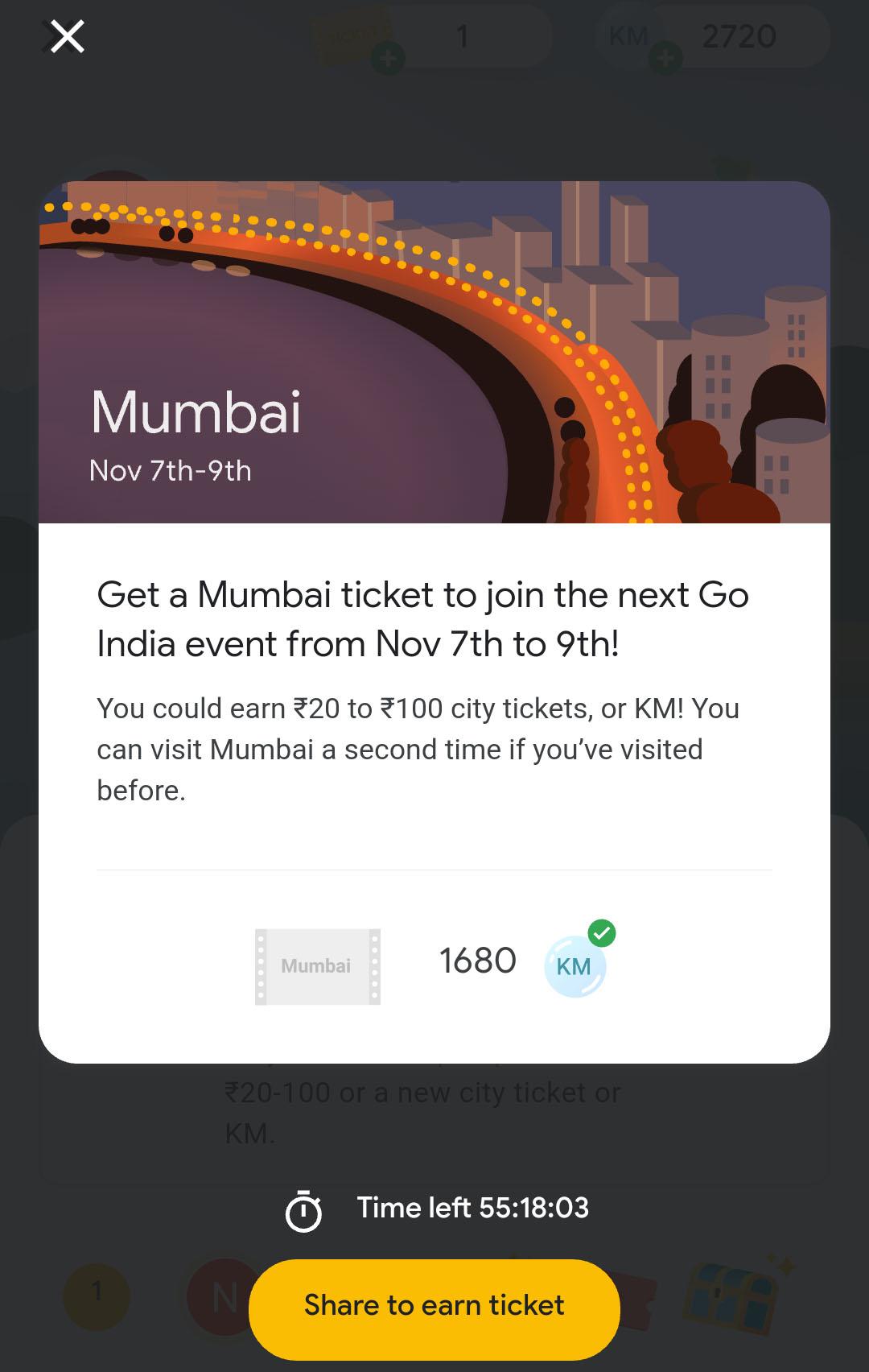 Go India Nainital event answers