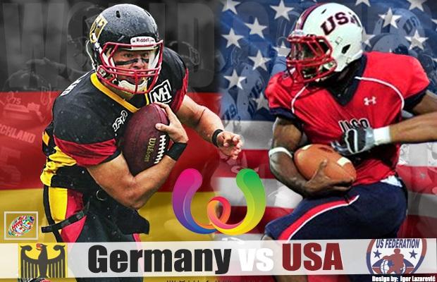 Deutschland Gegen Usa Fußball