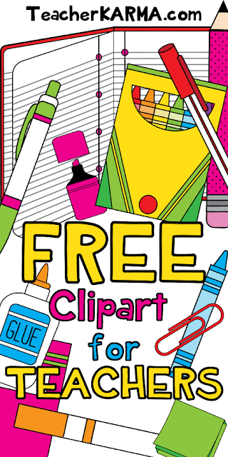 teacher karma free clipart for teachers  78 pieces free clipart for sunday school teachers free school clipart for teachers last day