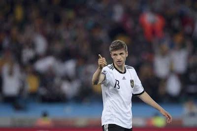 Thomas Müller y la Euro 2016