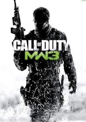 Cover Call of Duty: Modern Warfare 3 (PC)