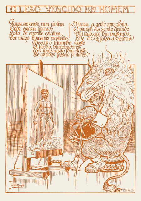 JM 4 - 10 Fantásticas ilustrações de Julião Machado