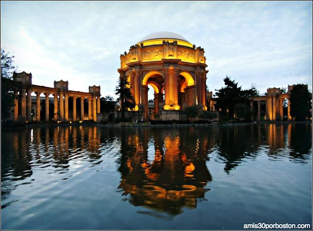 Palacio de Bellas Artes de San Francisco