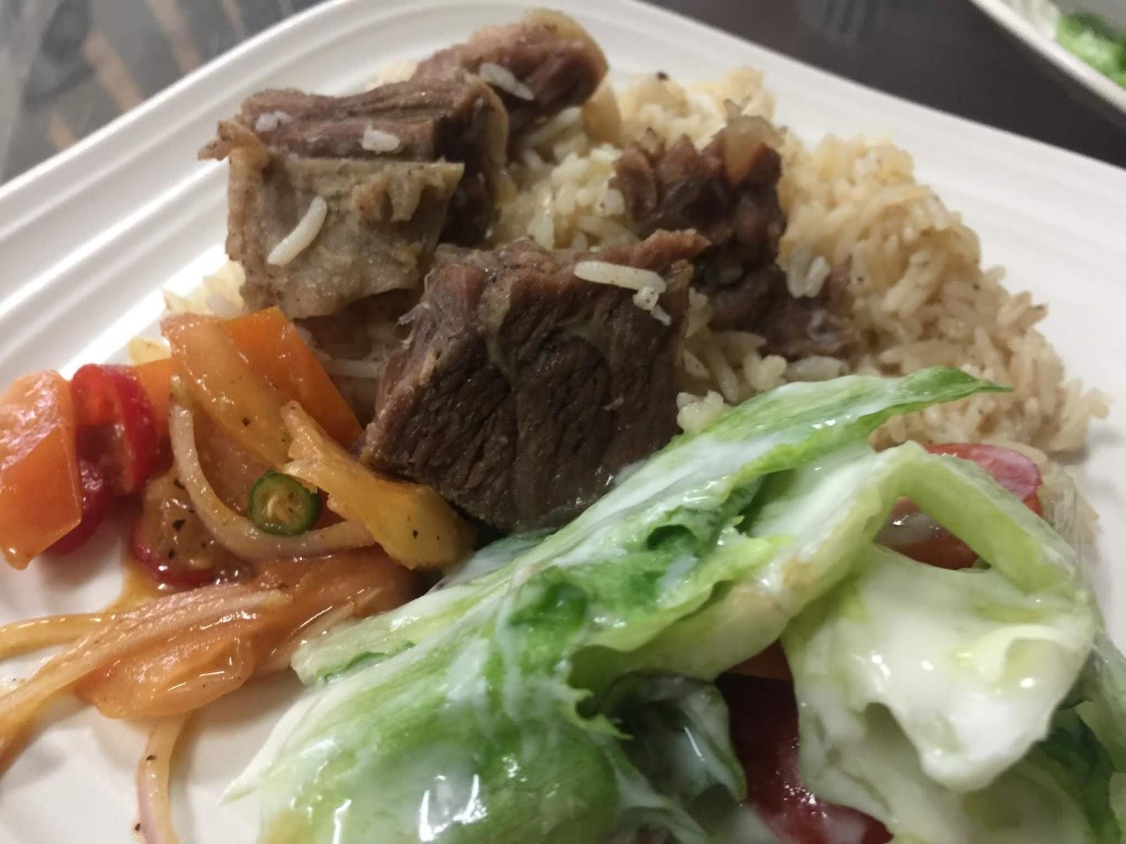 resepi nasi daging utara, nasi daging air asam sedap
