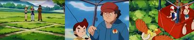 Pokemon Capitulo 45 Temporada 4 El Estallido Del Globo