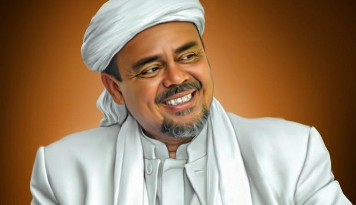 PKS Ajak Habib Rizieq Bangun Indonesia Bersama