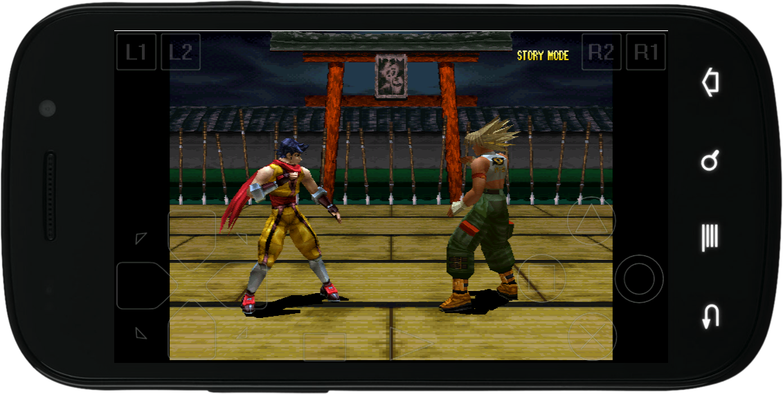 Bloody Roar 2 | Android | Ps1