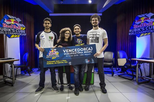 Brasileiros irão disputar concurso mundial de cubo mágico nos EUA
