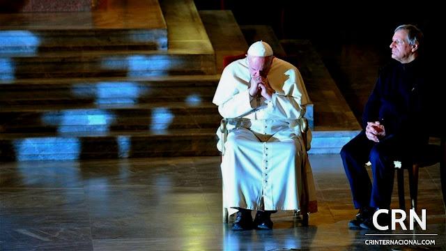 El Papa se dispone a excomulgar a los mafiosos