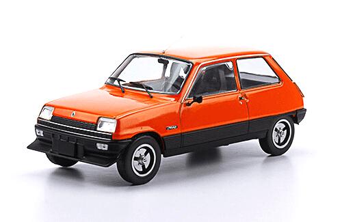renault 5 mirage s  autos inolvidables salvat mexico