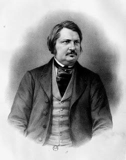 Оноре де Бальзак фото