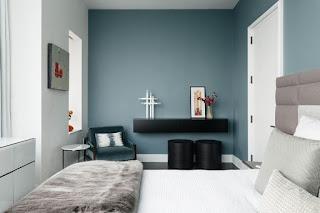 صورة غرفة النوم عصرية من تصميم أحمد أبو زنات