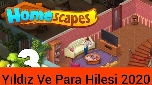 Homescapes Yıldız Hileli APK v3.7.4