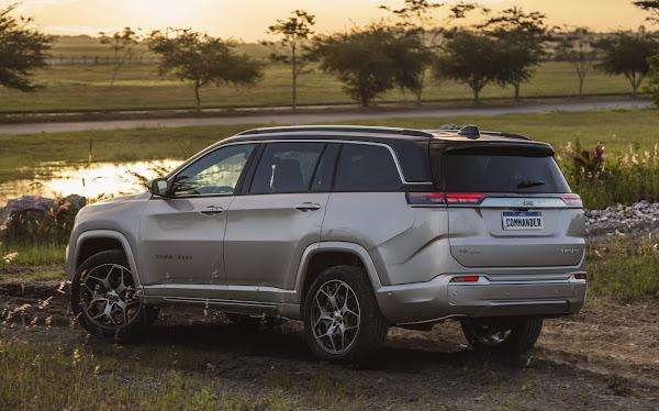 Jeep Commander teve mais de 2.800 unidades vendidas em seis horas