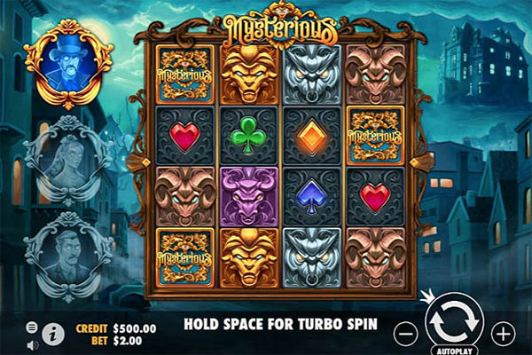 Main Gratis Slot Indonesia - Mysterious (Pragmatic Play)