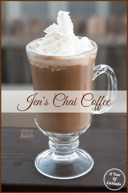 Jen's Chai Coffee has 2 simple ingredients to knock your coffee game up a few notches!