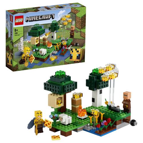レゴ(LEGO) マインクラフト 養蜂場 21165