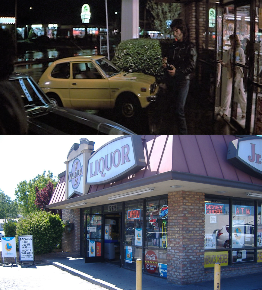 Then Amp Now Movie Locations Christine