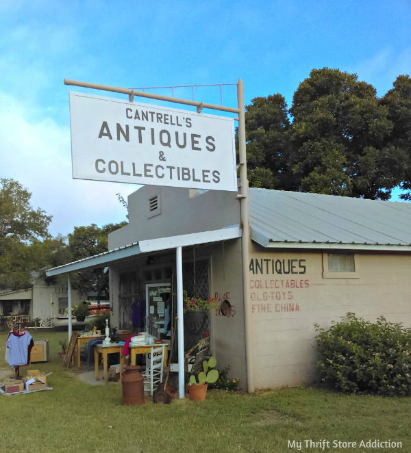 Sabinal Texas antiques