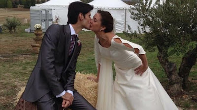 matrimonio raquel sanz victor barrio torero muere cogida