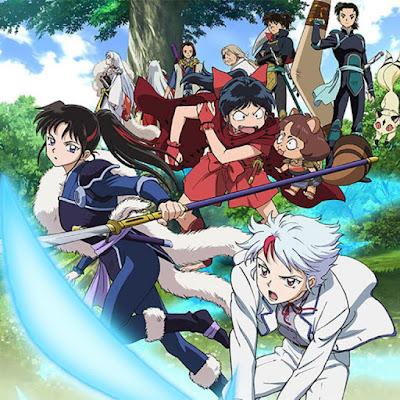 Yashahime, Nostalgia anime Inuyasha
