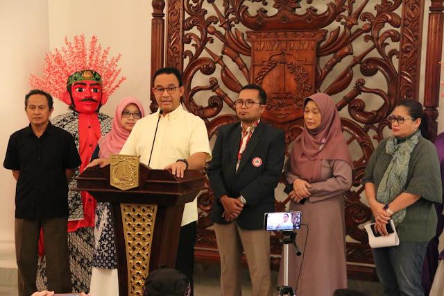 Antisipasi Corona, Pemprov DKI Jakarta Putuskan Meniadakan Kegiatan Belajar Mengajar