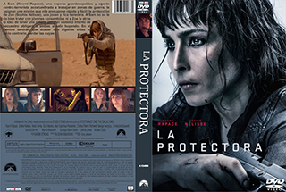 Close - La Protectora - Cover DVD