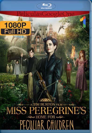 Miss Peregrine Y Los Niños Peculiares (2016) [1080p BRrip] [Latino-Inglés] [LaPipiotaHD]