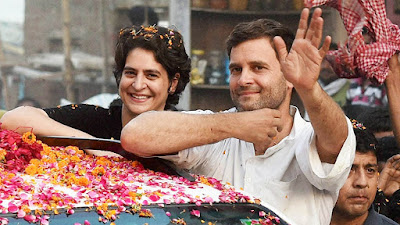 Priyanka Gandhi Always Helps Brother Rahul Gandhi