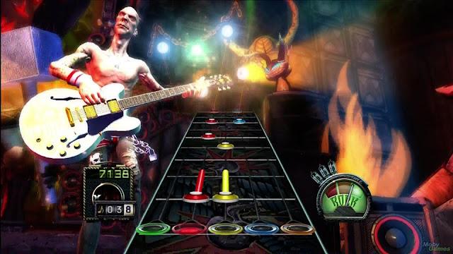 guitar hero vivir la vida de un rockero