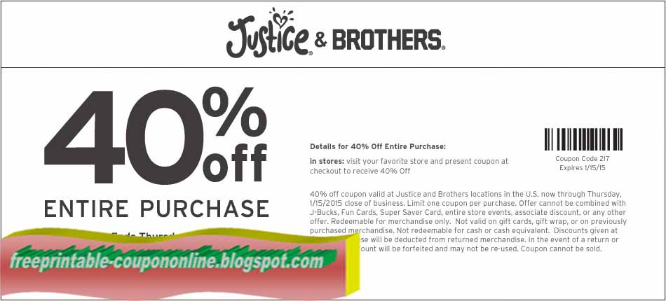 Find the latest verified Justice promo codes, coupons & deals for December Save now on your next Justice online purchase.5/5(9).