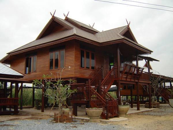 Rekabentuk Rumah Kayu Moden